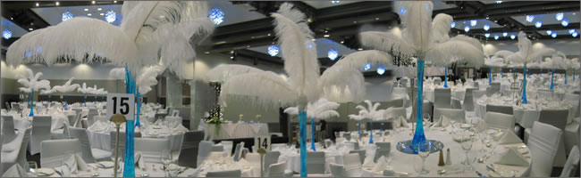 Christmas Decoration Hire Nz : Centrepieces for hire event themes table centres