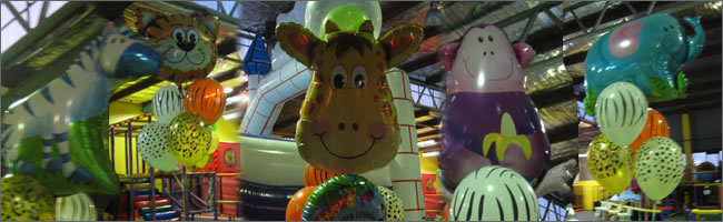 Childrens Parties And Childrens Balloons - Childrens birthday party ideas auckland
