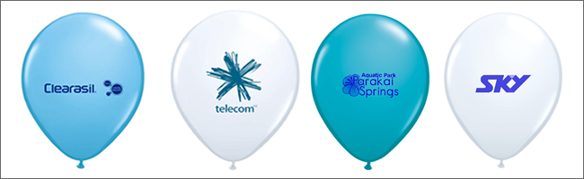 Printed balloons at realistic prices!