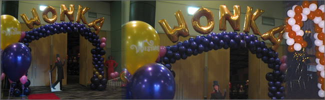 Helium balloons and event hire, Auckland